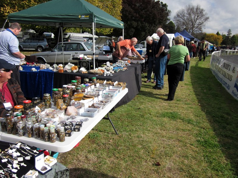 GEMBOREE Tailgating stalls 201